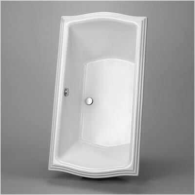"Toto Clayton 60"" x 32"" Soaker Bath Tub"