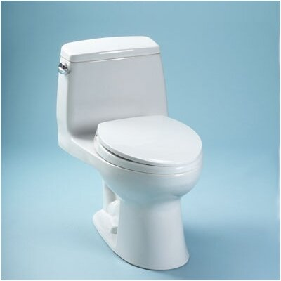 Toto Ultimate Power Gravity Low Consumption 1.6 GPF Elongated 1 Piece Toilet
