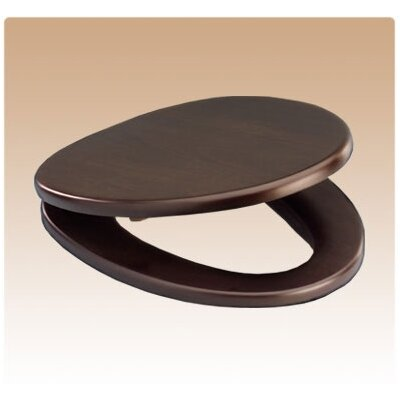 Maple Soft Close Round Toilet Seat