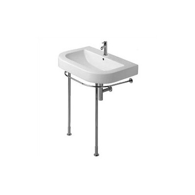 "Duravit Happy D. 25.5"" Console Sink Set D14041 / D14015"