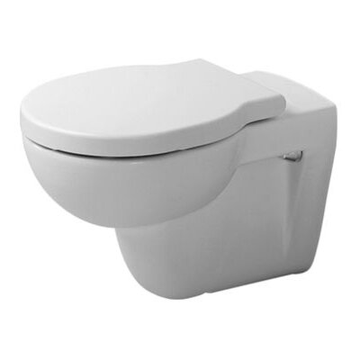 Duravit Foster Wall Mounted Washdown Round 1 Piece Toilet
