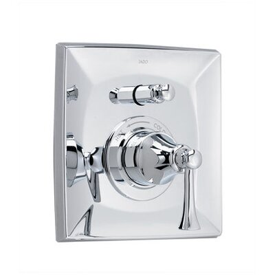 Jado Illume Pressure Balance Diverter Faucet Shower Faucet Trim Only with Lever Handle