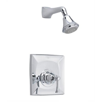Jado Illume Pressure Balance Volume Control Shower Faucet with Lever Handle