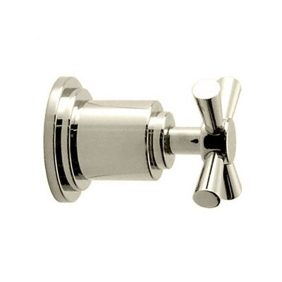 "Jado New Haven 0.75"" Wall Valve with Cross Handle"
