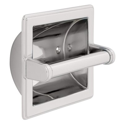 Franklin Brass Jamestown Recessed Toilet Paper Holder