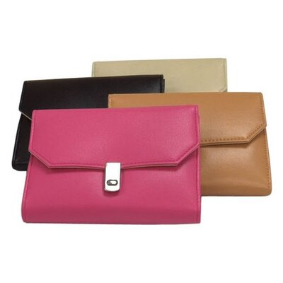 Smart Looking Purse-like Leather Jewelry Keeper