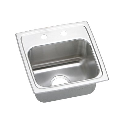 "Elkay Pursuit 15"" x 15"" Kitchen Sink"