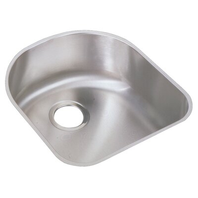 "Elkay Harmony 20"" x 18.5"" Package Kitchen Sink"