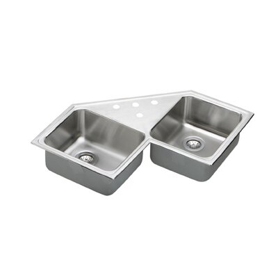 "Elkay Gourmet 33"" x 33"" Kitchen Sink"