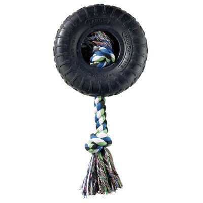 Grriggles Spare Tires Dog Toy