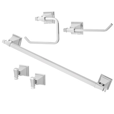 Speakman Rainier Bath Accessory Set