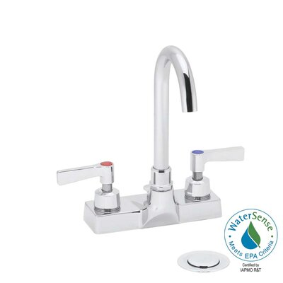 Speakman Commander Double Handle Centerset Bathroom Faucet