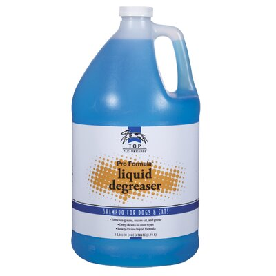 Top Performance Pro Formula Pet Liquid Degreaser