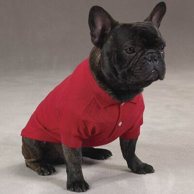 Zack and Zoey Polo Dog Shirt