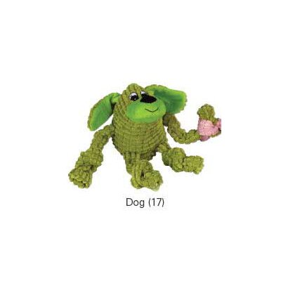 Zanies Bungee Bunch Dog Dog Toy