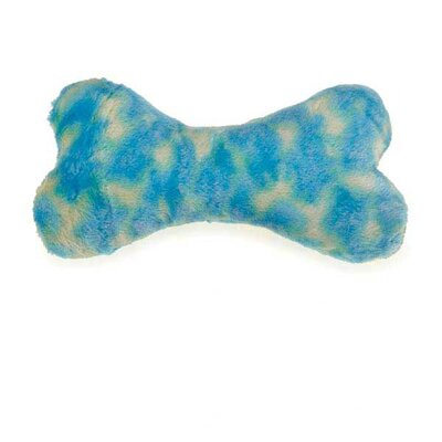 Zanies Tie Dye Bone Dog Toy