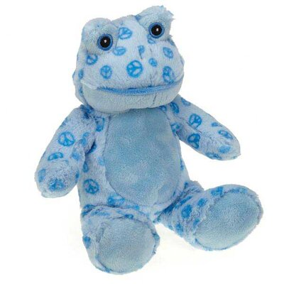 Zanies Ribbit Dog Toy