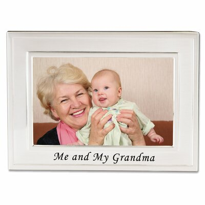 Lawrence Frames Me and My Grandma Picture Frame