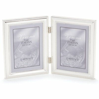 Lawrence Frames Hinged Double Picture Frame