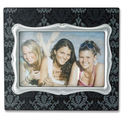 Lawrence Frames Damask Pattern Picture Frame