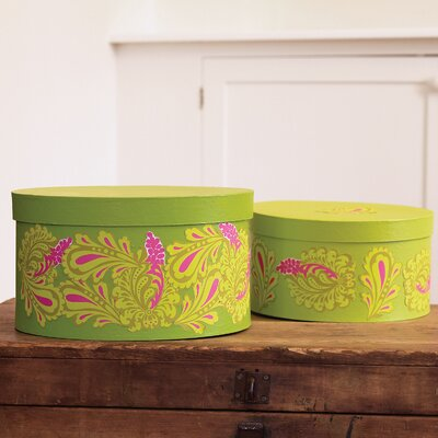 Wallies Fresh Paisley Peel and Stick Vinyl Decals