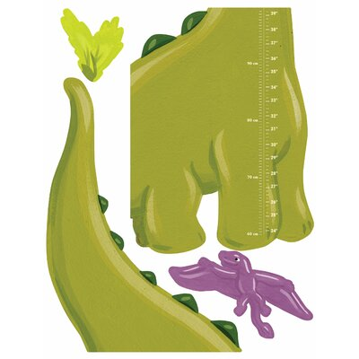 Wallies Dino Growth Chart
