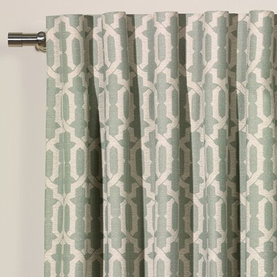 Niche Penn Rod Pocket Curtain Single Panel