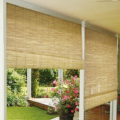 Radiance Reed Blinds in Natural