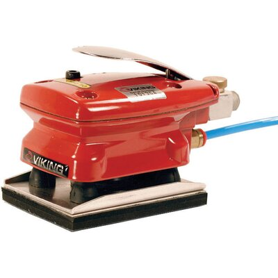 "Viking Air Tools 3"" X 4"" Water Feed Orbital Palm Sander"