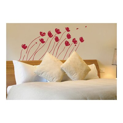 ADZif Spot Petals in the Wind Wall Decal