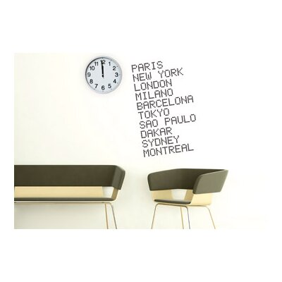 ADZif Blabla Airport Wall Decal