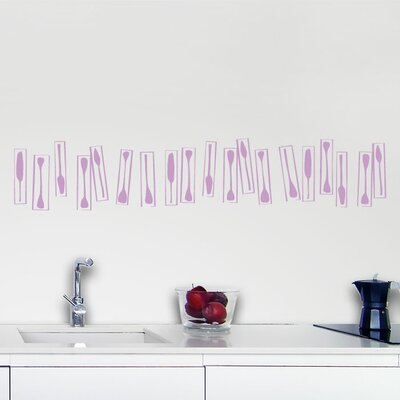 ADZif Spot Paddel Wall Sticker