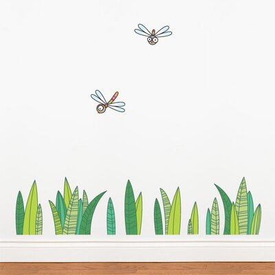 ADZif Ludo Grass Wall Sticker