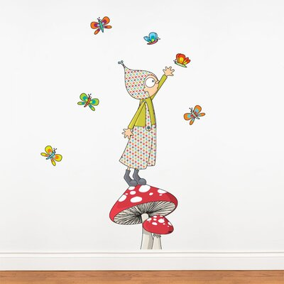 ADZif Ludo Jules Wall Sticker