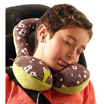 Ben Bat Travel Friends Cyclops Headrest in Green