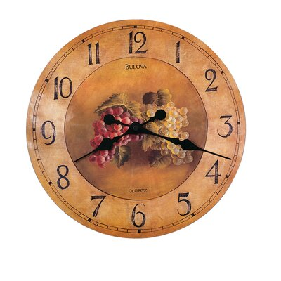Bulova Whittingham Wall Clock