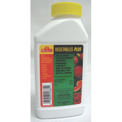 Control Solutions Vegetable Plus Pesticides