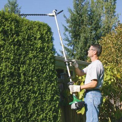 Hitachi Articulating Hedge Trimmer Commercial Grade Attachment
