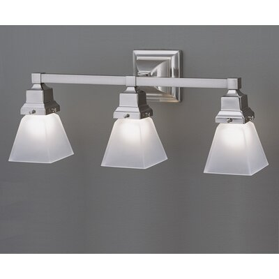 Norwell Lighting Birmingham 3 Light Bath Vanity Light