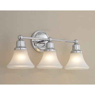 Norwell Lighting Elizabeth 3 Light Bath Vanity Light