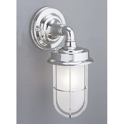 "Norwell Lighting Compton 11.75"" One Light Outdoor Wall Lantern"