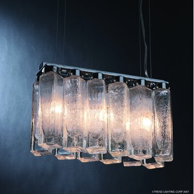 Trend Lighting Corp. Park Avenue 3 Light Chandelier
