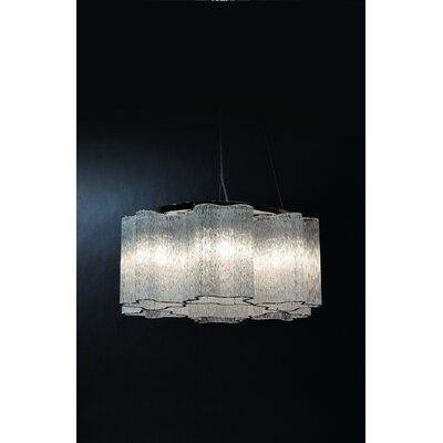 Trend Lighting Corp. Pantages 5 Light Chandelier