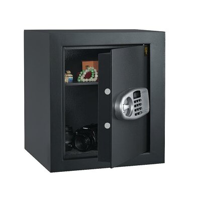 Paragon Safe Quarter Master Digital Keypad Fire Resistant Home Office Key Lock Security Safe