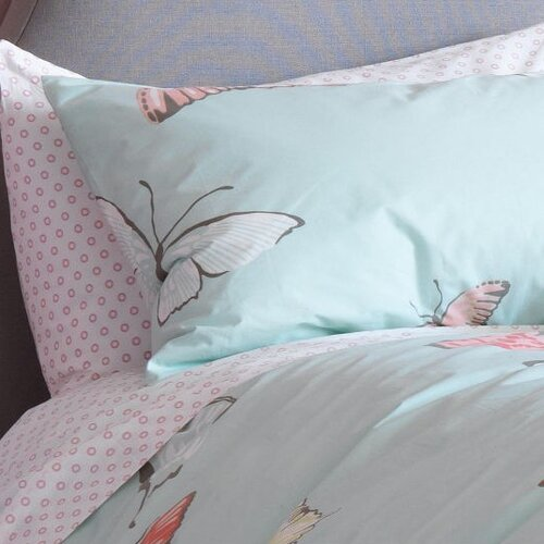 DwellStudio Butterfly Cotton Sham