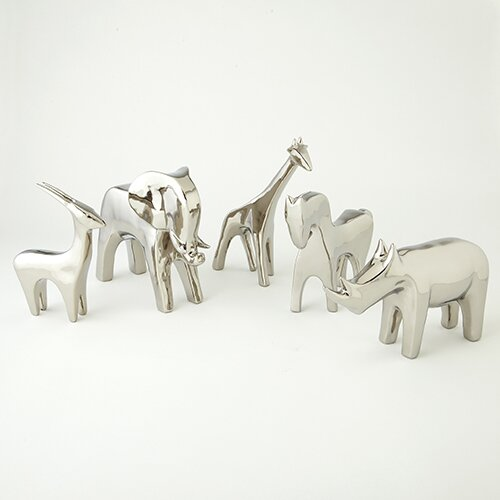 DwellStudio Rhino in Silver
