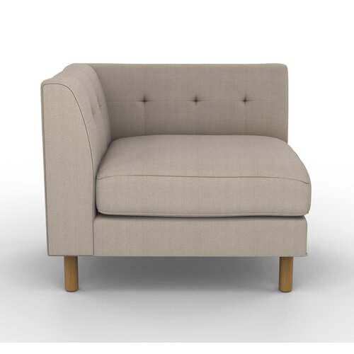 DwellStudio Harrison Left Arm Corner Chair