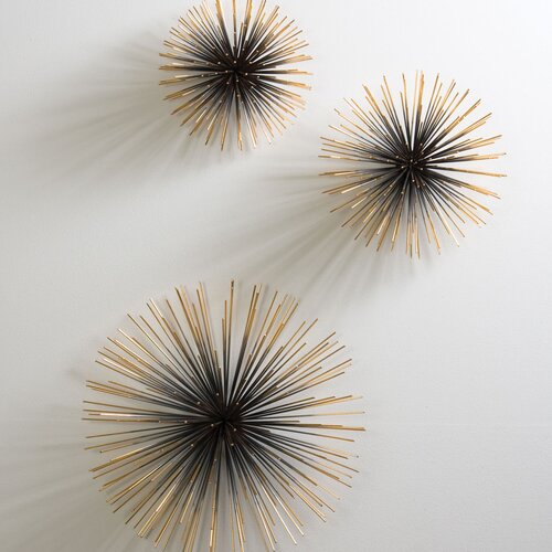 DwellStudio Boom Wall Sculpture