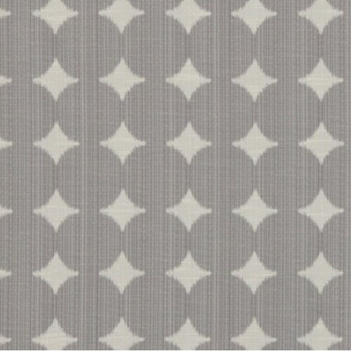 DwellStudio Ikat Dot Fabric - Pewter