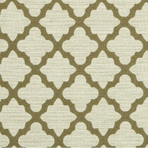 DwellStudio Casablanca Geo Fabric - Toffee